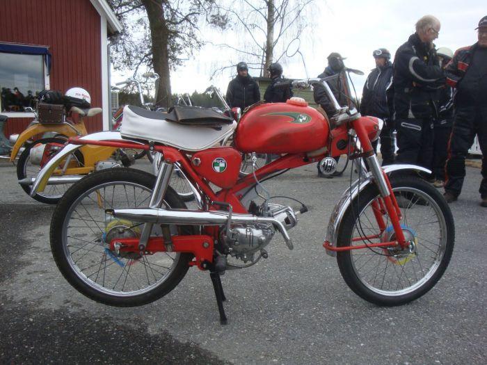 Puch MC 50 Motocross 1965