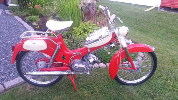 Puch VS 50 Lyx 1958