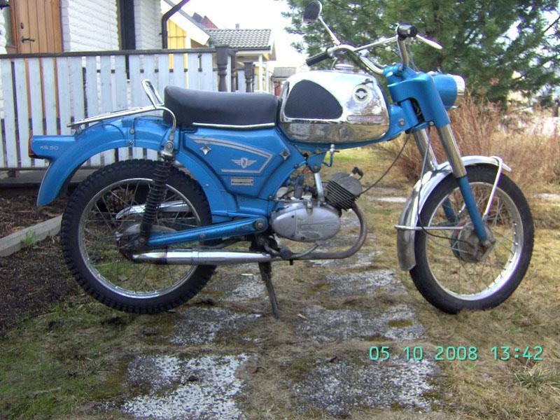 Zündapp KS50 1968