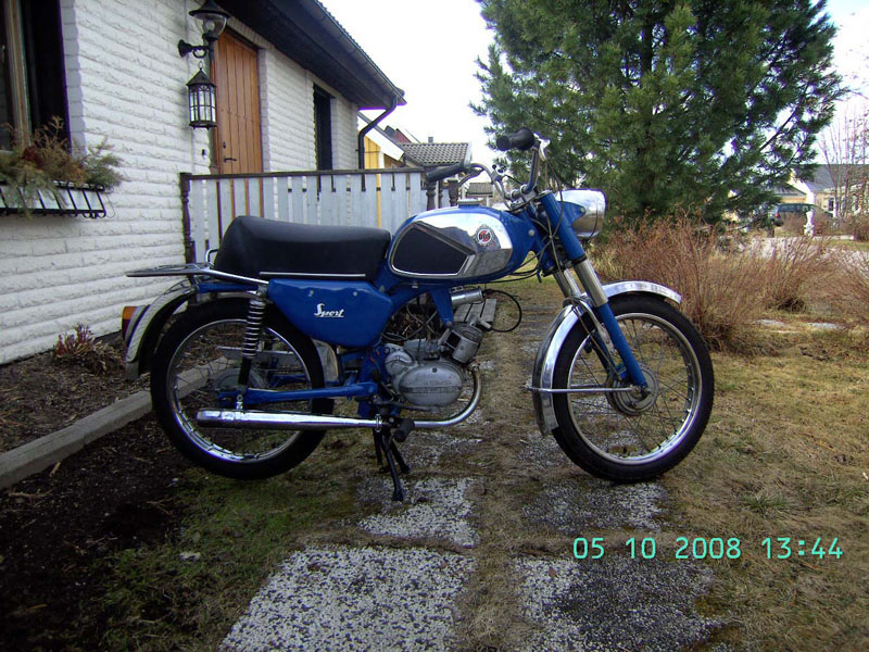 DBS Sport 1968