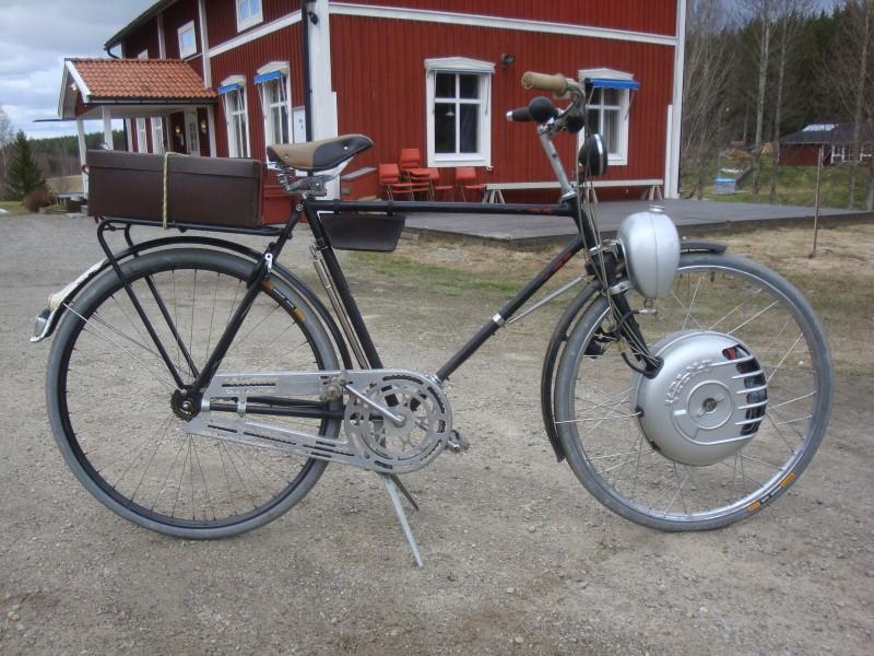 Velmo Motorhjul