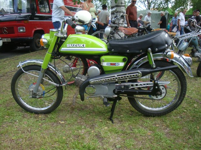 Suzuki K50 1974