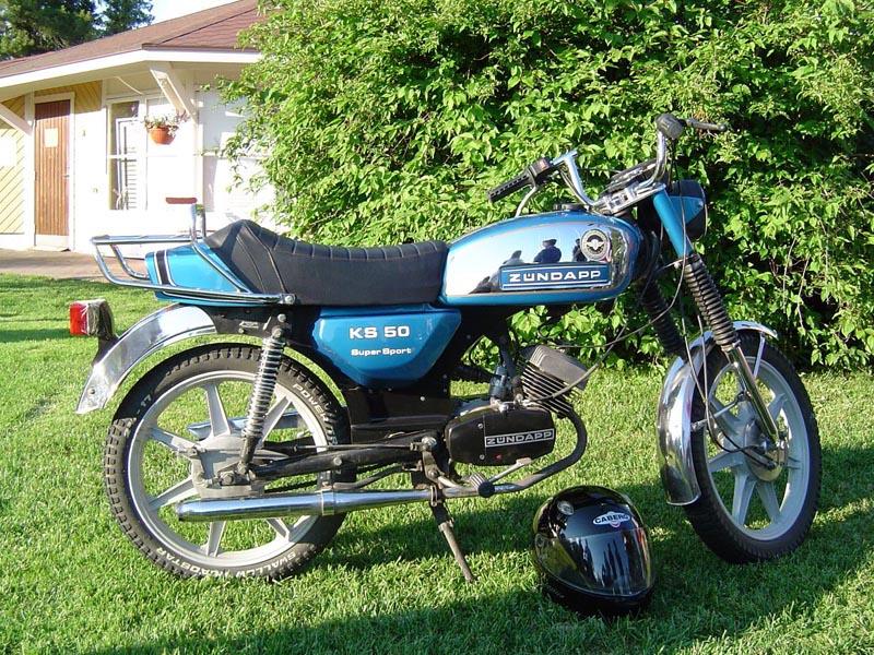 Zündapp KS50 Super Sport 1979
