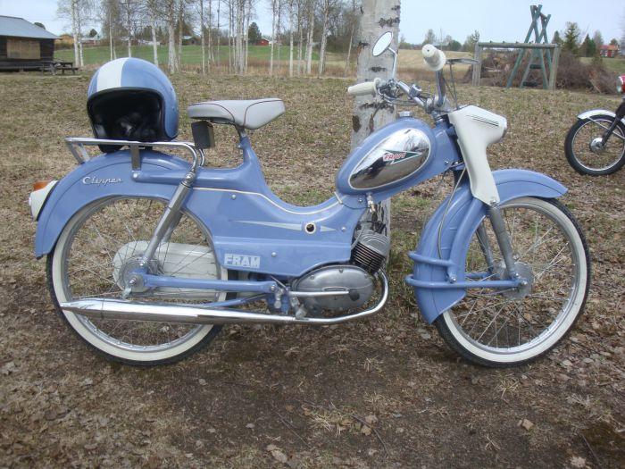 FRAM Clipper 1963