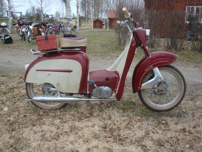 Kroon K 4 Mopedscooter