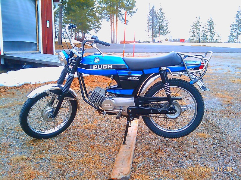 Puch Montana 1979