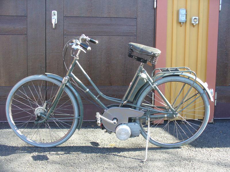 Cyclestar Berinimotor 1952