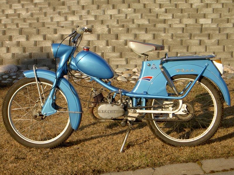 Rex Sachsmaster 1964