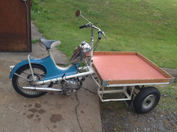 Puch Packy 1970