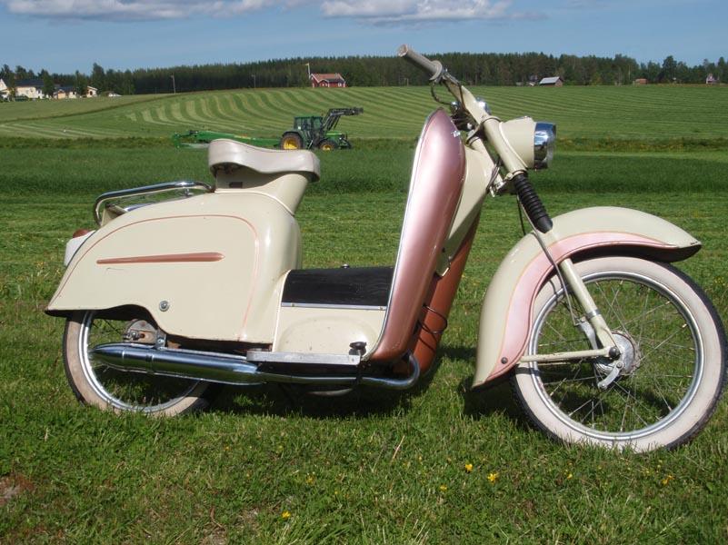 Monark Monarscoot 1963