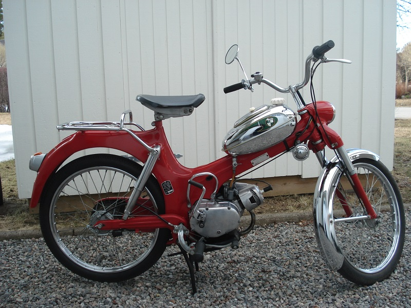 Puch Florida automat