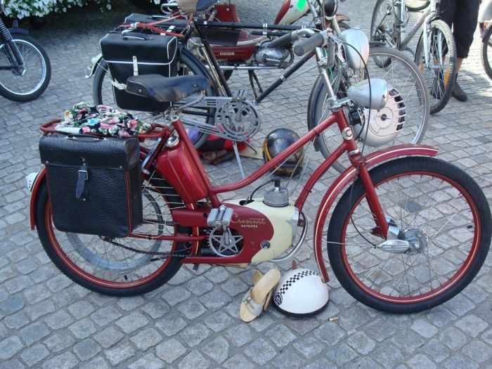 Crescent  Autoped 1118  1955