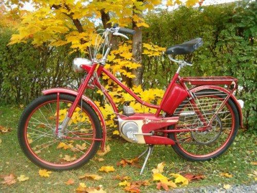 NV Autoped 117 B 1954