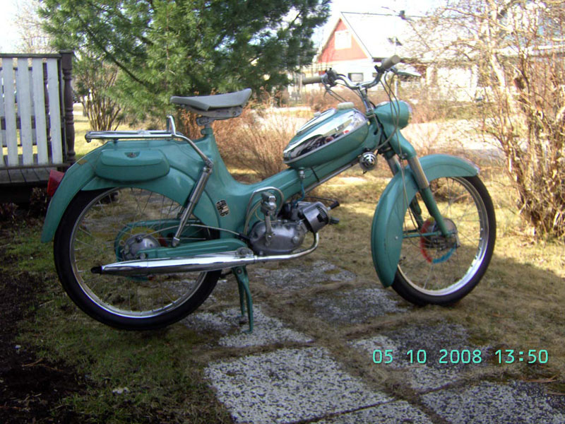 Puch VS 50 Lyx 1957