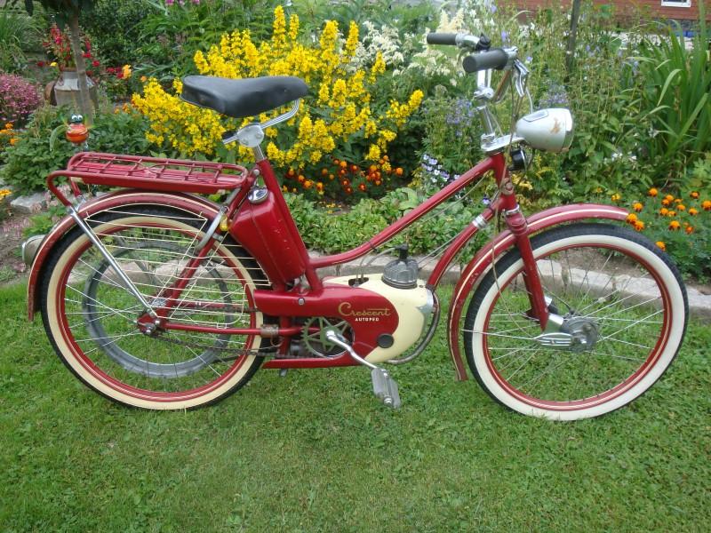 Crescent Autoped 1118 1956
