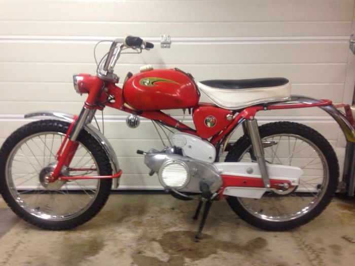 Puch MC 50 Moto-cross
