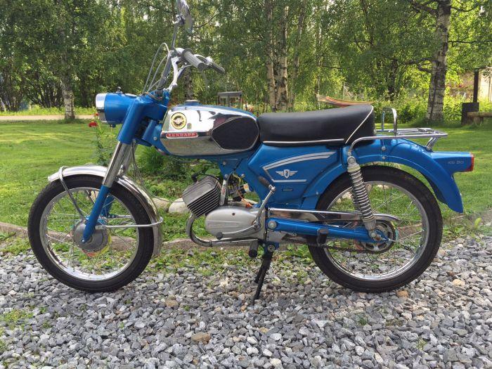 Zündapp KS50 1973