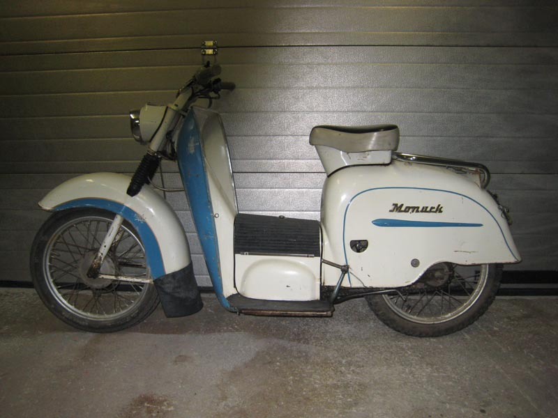 Monark Monarscoot 1964