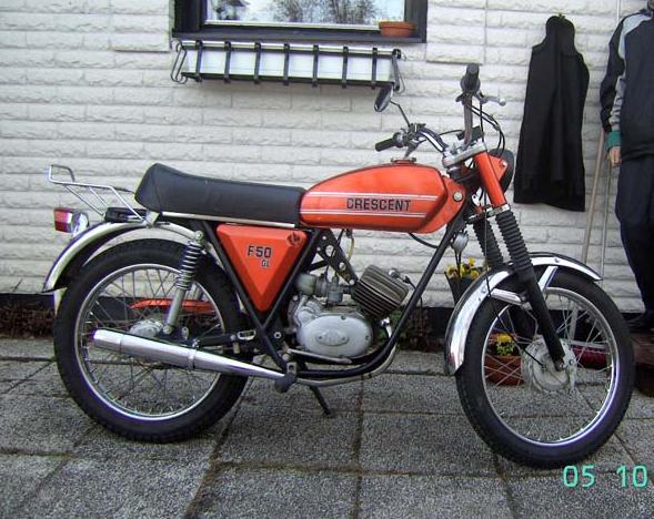 Crescent F50 GL