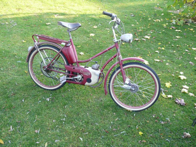 Crescent Autoped 1117 B 1955