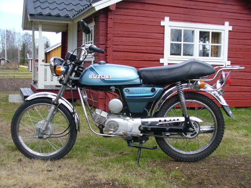 Suzuki K50Z 1988