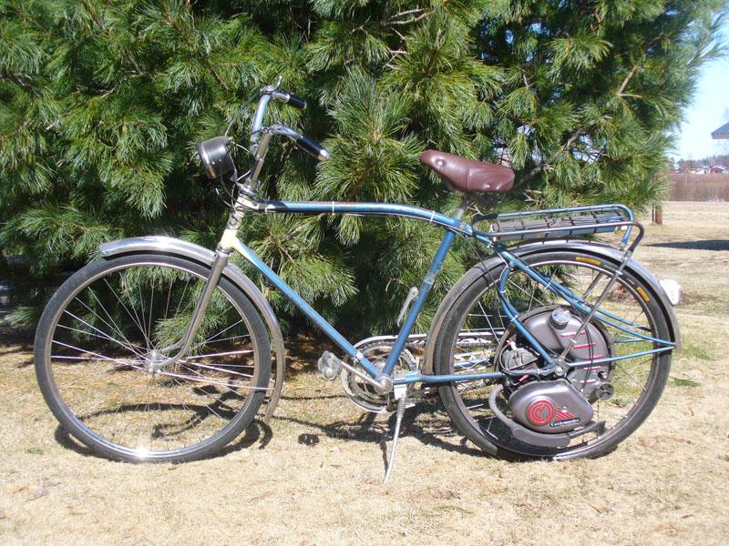 Cyclemaster Motorhjul