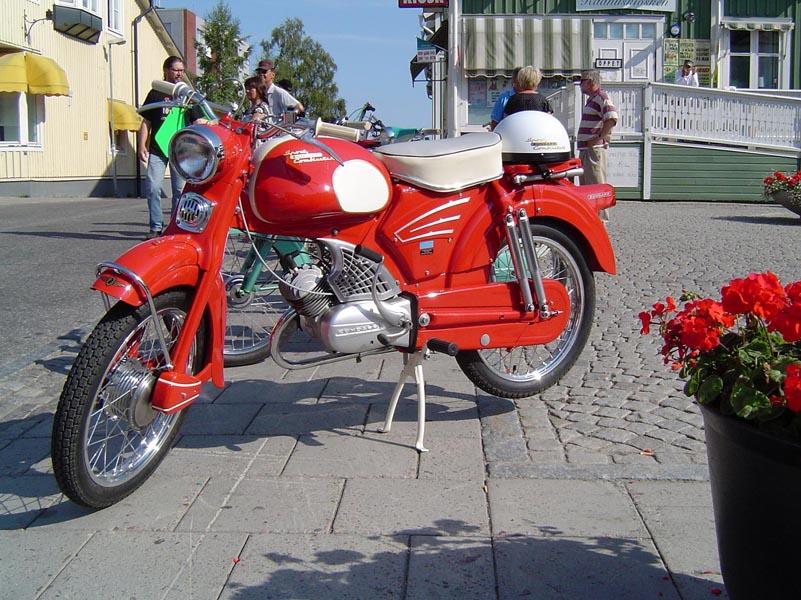 Zündapp Sport Combinette 1962