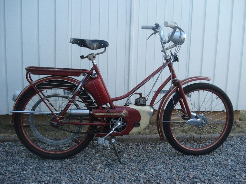 NV Autoped 118 B 1954