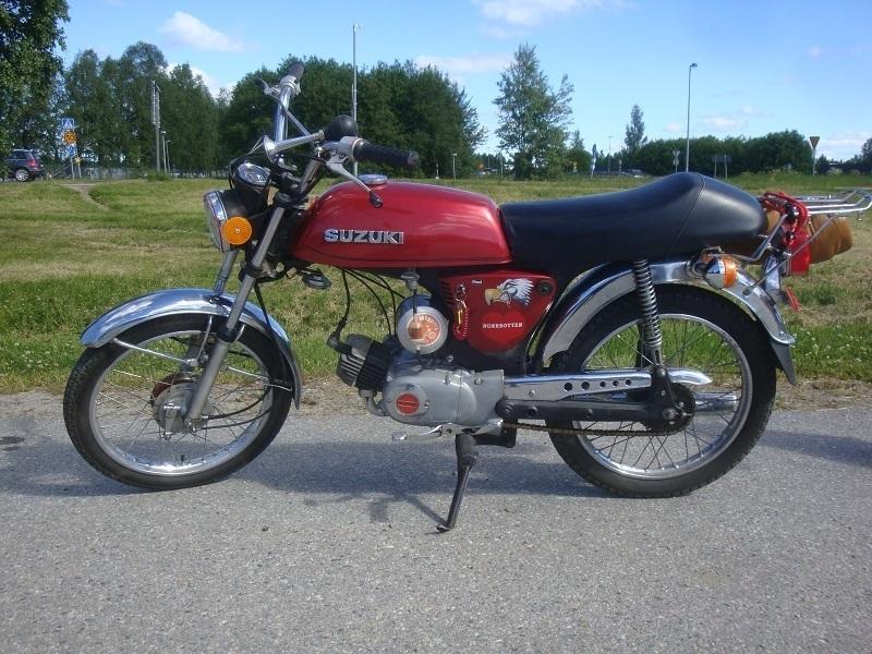 Suzuki K 50 B