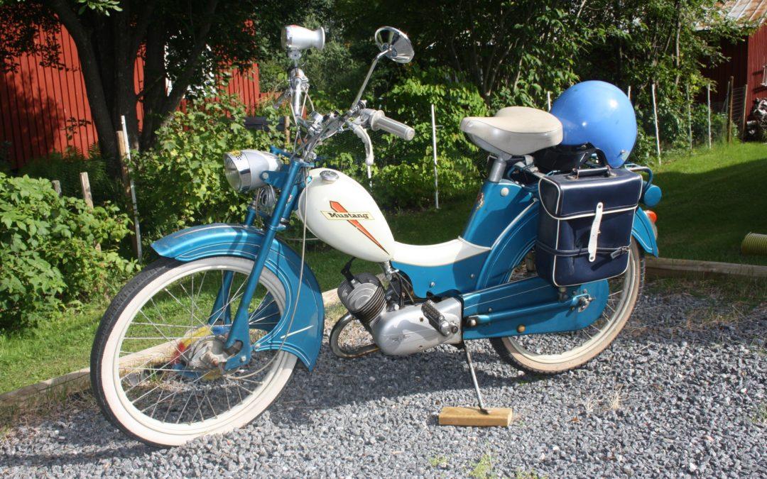 Mustang mod. 606  1960
