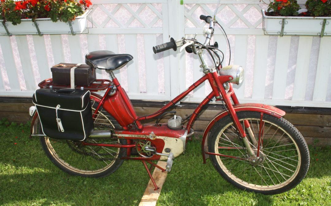 NV Autoped 117 B  1955
