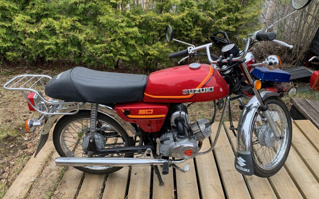 Suzuki K50  1983