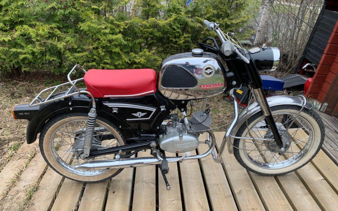 Zündapp KS 50  1968